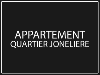 appartement joneliere