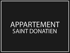appartement saint donatien